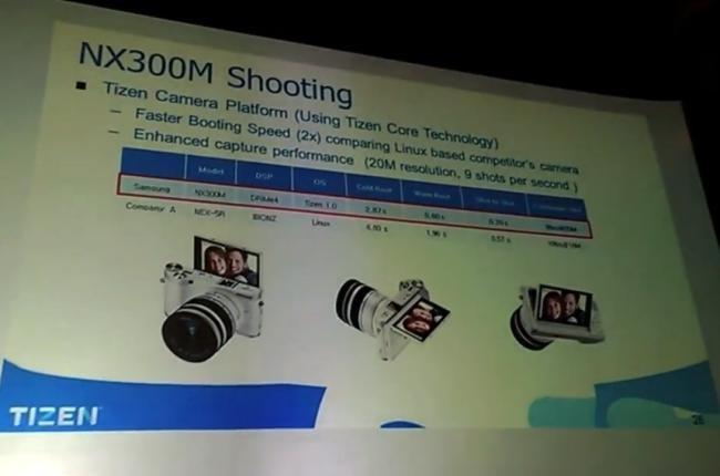 Samsung готовит первый смартфон на Tizen
