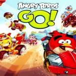 Вышла Angry Birds Go!