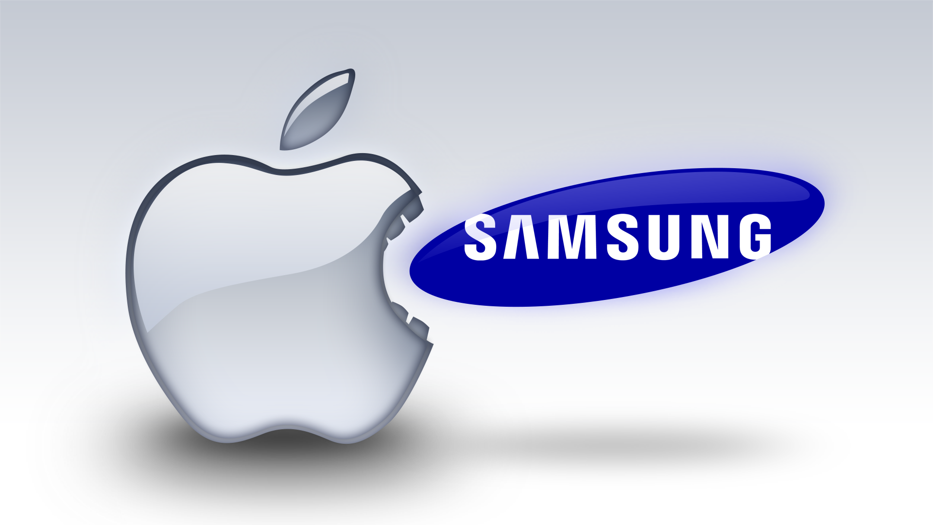 sumsung vs apple Ever since the introduction of the galaxy s series in 2010, #apple and #samsung electronics have vied for #smartphone supremacy find out all about that.