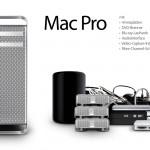 Mac Pro 2013: распаковка и первый взгляд