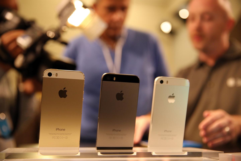 Продажа iPhone