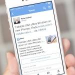 Twitter 6.0: улучшенный интерфейс и отправка фотографий в личных сообщениях