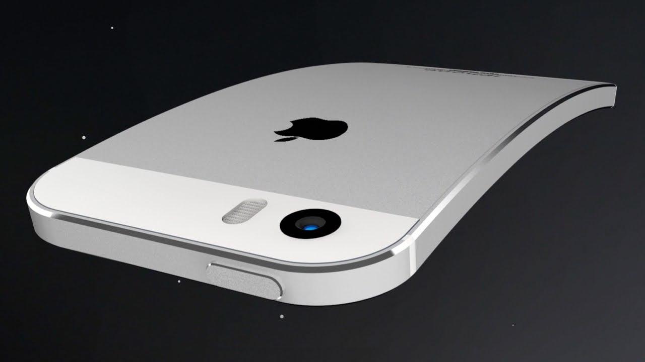 iPhone 6 изогнутый