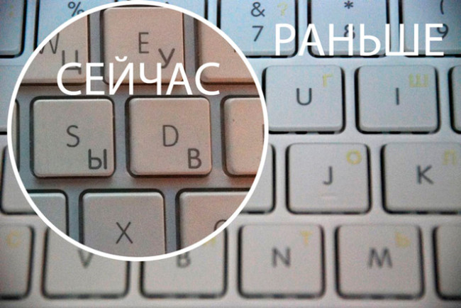 Как русифицировать клавиатуру MacBook?