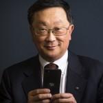Новый CEO BlackBerry считает, что будущее его компании зависит от пользователей iPhone