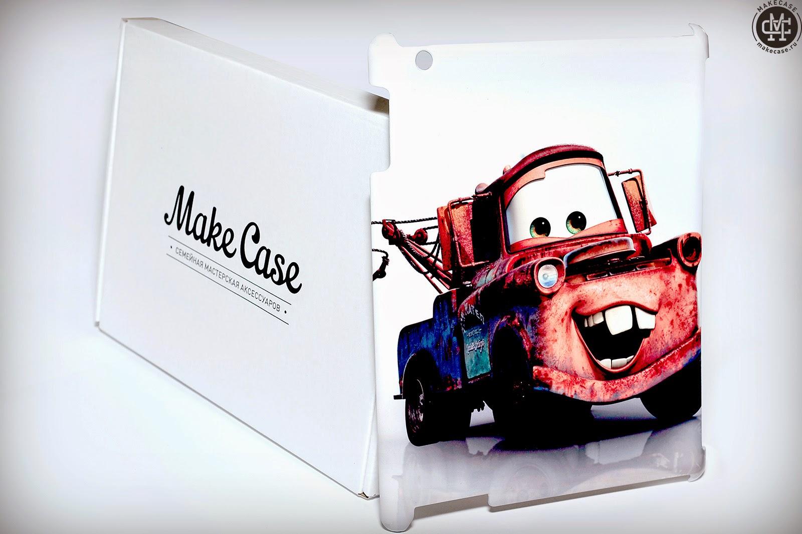 Чехлы от MakeCase