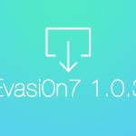 Вышел обновленный Evasi0n7 1.0.3 c возможностью взлома iOS 7.1 beta 3