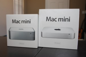 Mac mini с процессором Haswell