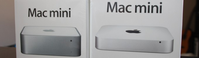 Mac mini с процессором Haswell