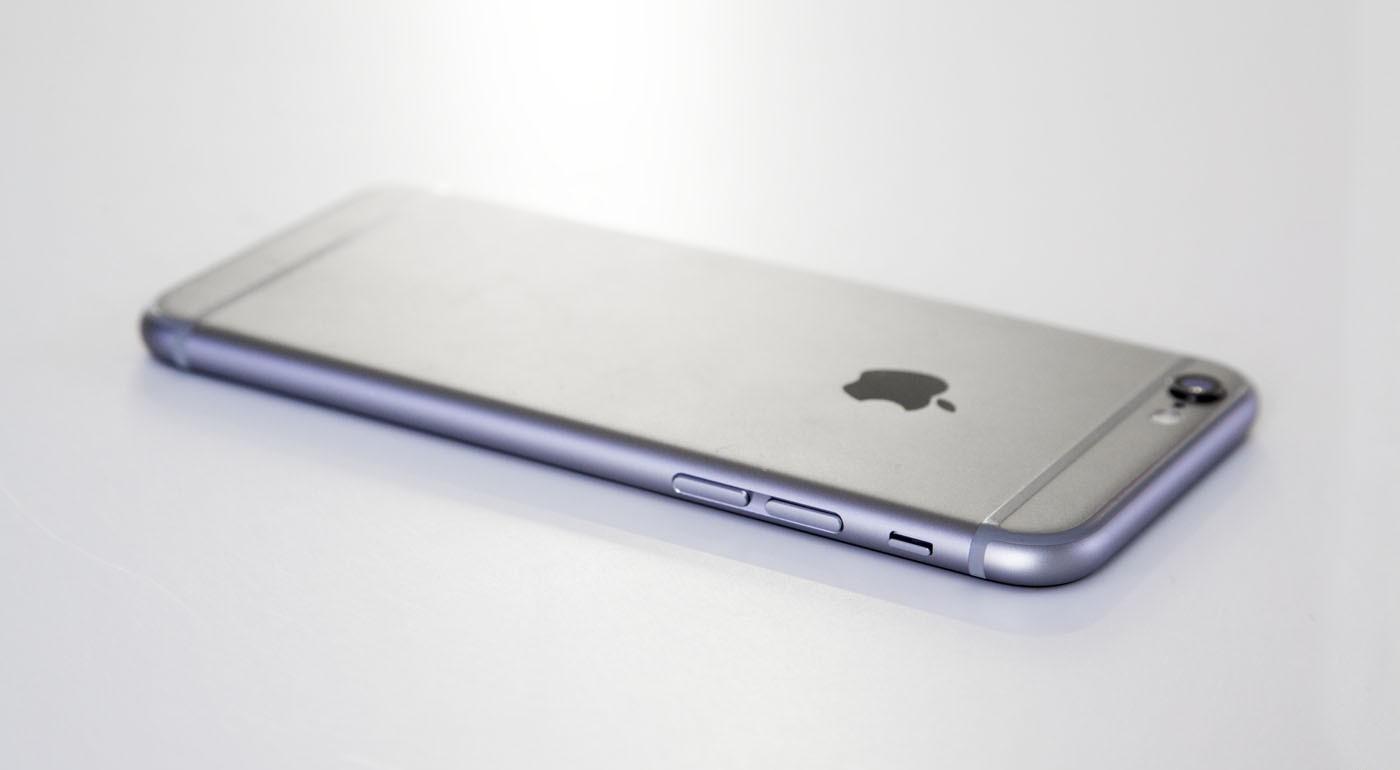 Задняя панель iPhone 6