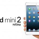 iPad mini Retina. Тот же «мини», только лучше