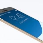 Концепт тонкого iPhone 6 с солнечными батареями