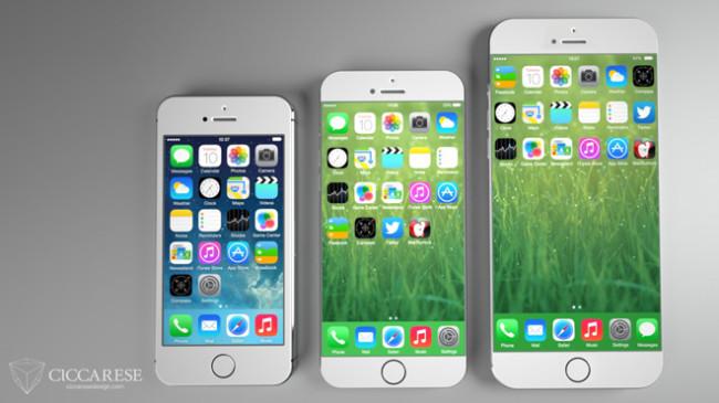 В марте 2014 Связной дарит промокод на iPhone 6