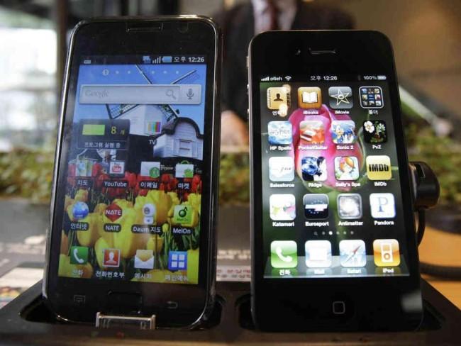Apple и Samsung: мира не будет?