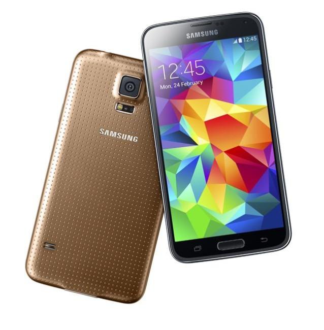 Samsung Galaxy S5: сканер отпечатков, монитор сердечного ритма и золотой цвет
