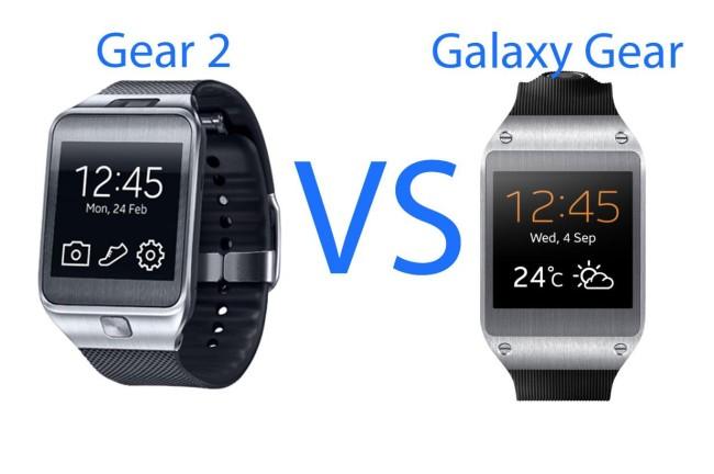 Конкуренты iWatch: Samsung показала Galaxy Gear 2 и Gear 2 Neo