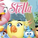 Rovio выпустит новую серию «Злых птичек» — Angry Birds Stella