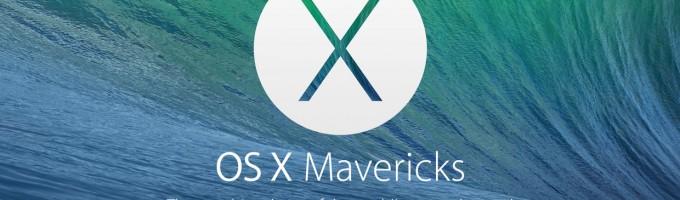 OS X 10.9.2 Mavericks