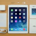 iPad Air работает дольше всех конкурентов