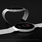 Очень стильный концепт «умных часов» iWatch