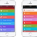 Как может выглядеть приложение Healthbook