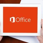 Microsoft Office для iPad все-таки вышел