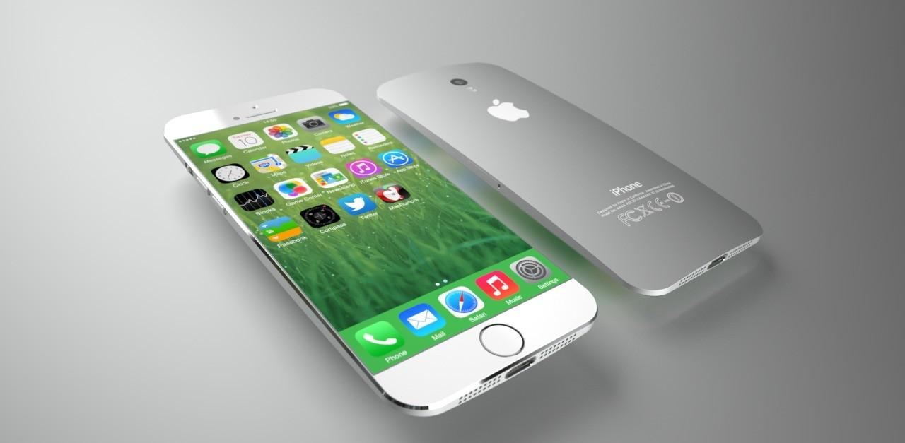 два концепта iPhone 6