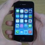 iPhone 4 на iOS 7.1 стал работать быстрее