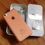 В iPhone 5c 8 ГБ доступно только 4,9 ГБ памяти