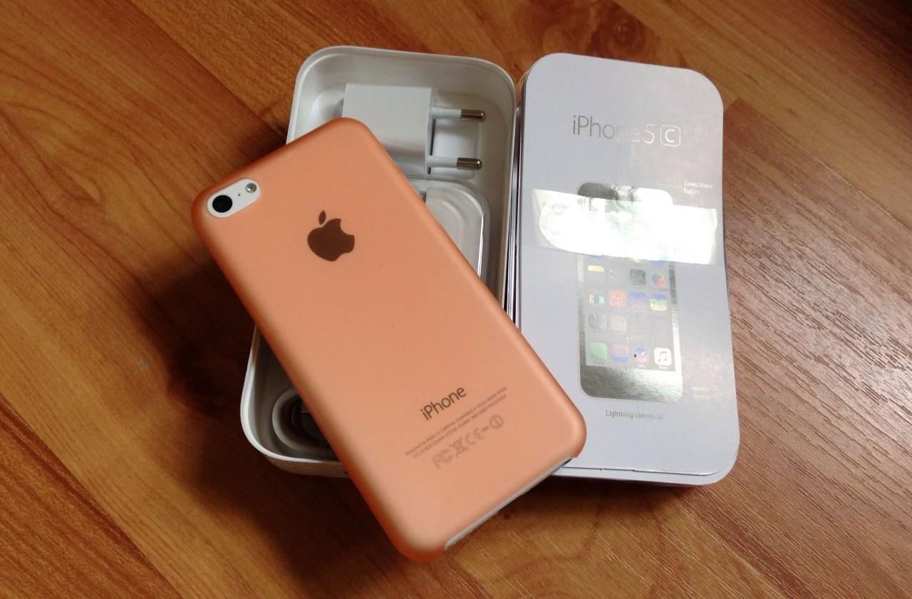 iPhone 5c 8 ГБ