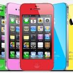 Продажи смартфонов Apple iPhone 5 и iPhone 4S
