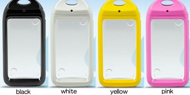 разноцветные аквабоксы для iphone
