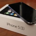 Оцените новинку от Apple — cмартфон iPhone 5s