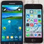 iPhone 5s против Samsung Galaxy S5: битва сканеров отпечатков