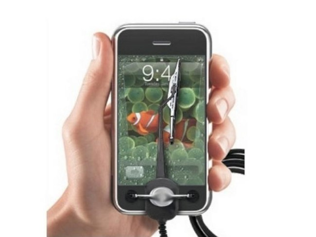 дворники для iPhone