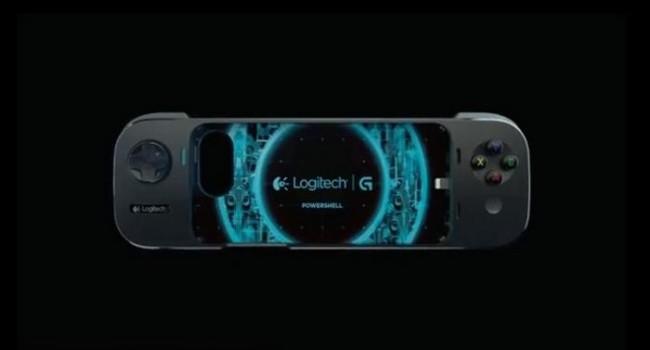 игровой контроллер Logitech PowerShell для iOS7