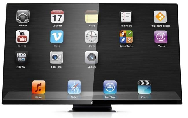 Apple на большом экране