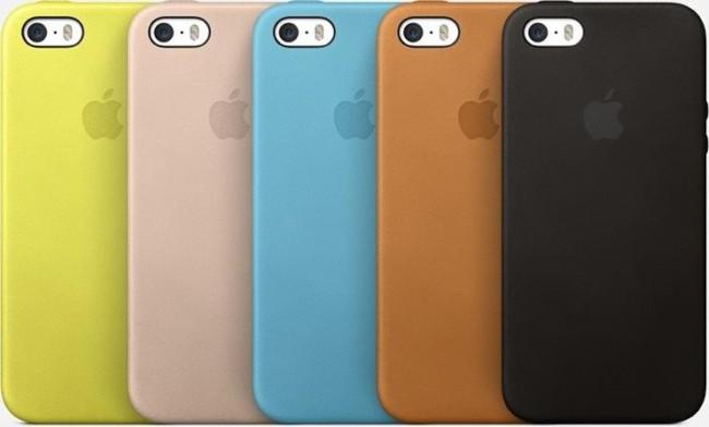 Разноцветные чехлы для Apple