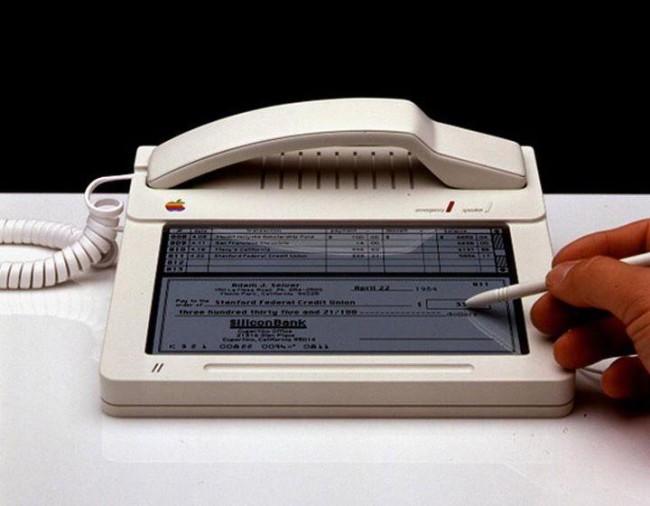 Первый сенсорный Apple