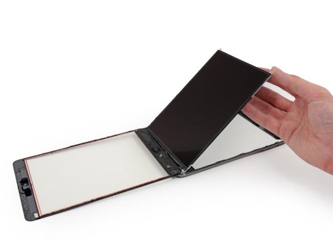 дисплей Retina в iPad mini 2