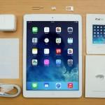 iPad Air – планшет нового поколения