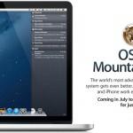 Нюансы установки OS X версии Mountain Lion