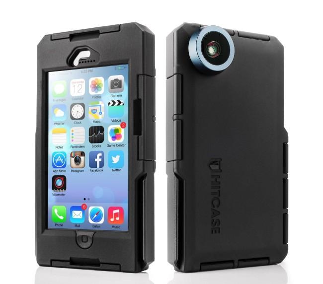 Hitcase Pro Waterproof - экшн камера для iphone