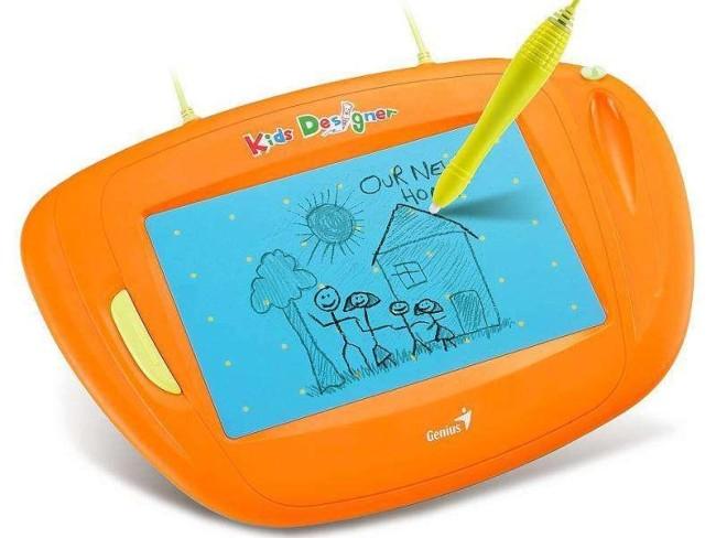 детский графический планшет