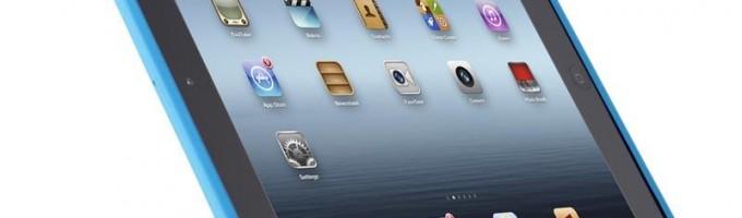 общий вид iPad 3