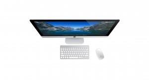Новинка от Apple - 21,5-дюймовый iMac, а внутри...