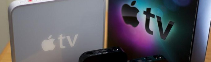 телевизор Apple TV