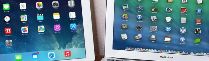 iPad Air vs. MacBook Air
