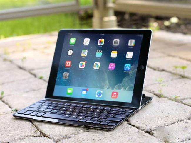 удобство работы на iPad Air