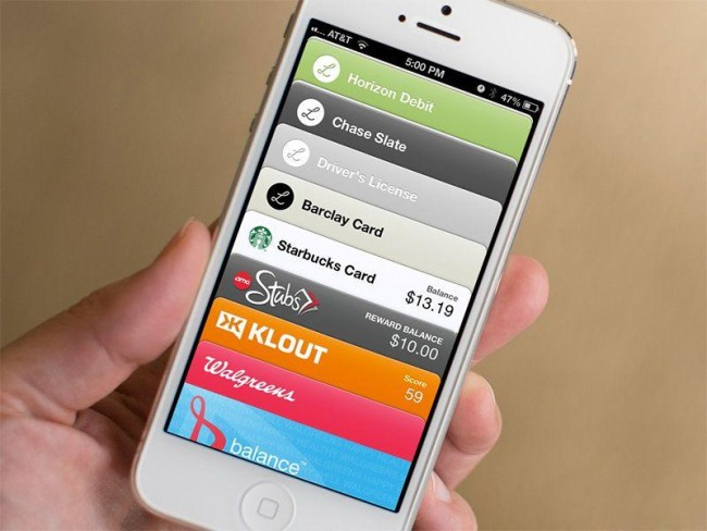 NFC в айфон 6